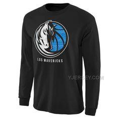 http://www.yjersey.com/dallas-mavericks-black-long-sleeve-mens-tshirt.html Only$29.00 DALLAS #MAVERICKS BLACK LONG SLEEVE MEN'S T-SHIRT Free Shipping!