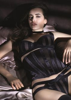 myla lingerie a/w '12 campaign ♥