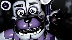 Five Nights at Freddy's: Sister Location - Custom Night - Part 2