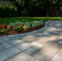 Beacon Hill Paver Paver Patio