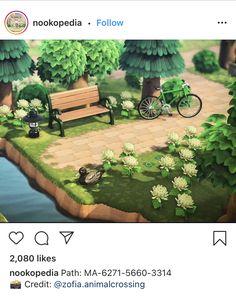Animal Crossing Wild World, Animal Crossing Guide, Animal Crossing Qr Codes Clothes, Animal Crossing Villagers, Ac New Leaf, Theme Nature, Motifs Animal, Animal Games, Island Design