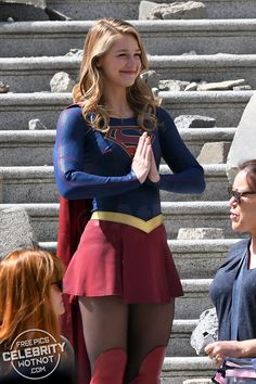 The CW and DC Comics' Supergirl aka Kara Danvers Played By Melissa Benoist 👩🏻🏫 We Also Post Supergirl Pics From Other Movies + Shows 🎬 Kal El Superman, Supergirl Superman, Supergirl And Flash, Supergirl Series, Melissa Benoit, Kreative Portraits, Melissa Supergirl, Melissa Marie Benoist, Kara Danvers Supergirl