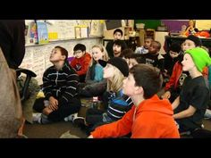 Great video showing 5th grade teacher modeling thinking aloud during a focus lesson Rick's Reading Workshop: Mini-Lesson