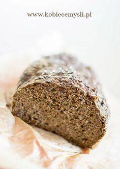Chleb z siemienia lnianego