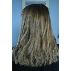 Ashy hair Www.modellookbeautyandhair.com.au