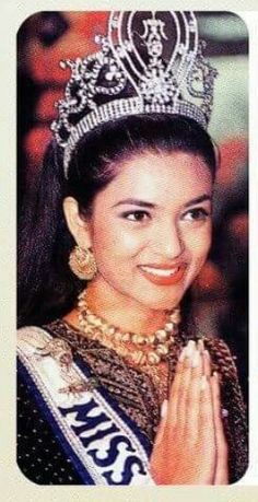 Sushmita Sen - India - Miss Universe 1994