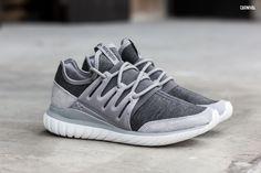 Tubular Radial - Marle Grey #adidas #Tubular