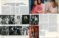 """""""Tônia Carrero - 30 anos de teatro"""" - reportagem na revista """"Manchete"""" de 1980 - página 2/2."""