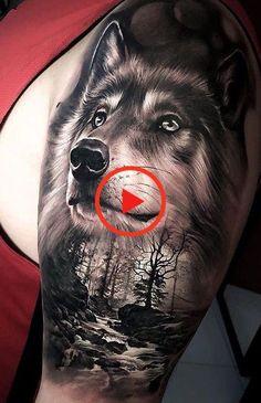 Wolf tattoo-ideeën zijn een weergave van de behoefte om ons hart en onze geest te vertrouwen. Hier is een verzameling van enkele van de beste wolf-tatoeages die echt cool zijn. #bestetatoeage #tattoomodellen Tattoo Designs, Wolf Tattoo Design, Wolf Tattoos, Leg Tattoos, Arm Tattoo, Keep Alive, Heart And Mind, Tattoo Models, Dares