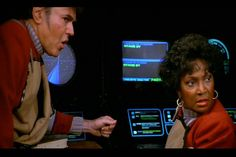 Chekhov, Uhura - ha. ha. ha. ha. Soul of Star Trek: 01/18/2004 - 01/25/2004