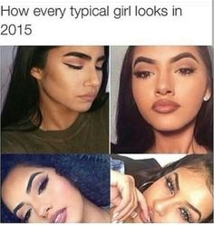 Righhhht naturals better you basic bitches
