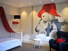 paddington bear nursery - Google Search