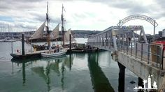 The Barbican Landing Stage