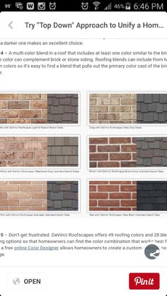 Shingle Siding And Brick House Colors Exterior For Houses