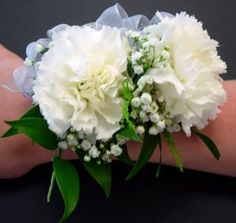 red carnations corsage flowers - Google Search