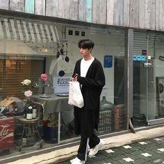 Lee Hyun Woo, Korea, Normcore, Guys, Couples, Coat, Ulzzang, Fashion Ideas, Jackets