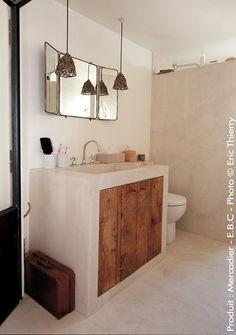 Bton Cir Quelle Couleur Choisir ToilettesDiy Meuble Salle De BainTravaux