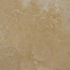Noce Premium 18 in. x 18 in. Honed Travertine Floor & Wall Tile-TTNOCPRE1818 at The Home Depot