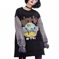 bd016967177 Striped Harajuku Shirt Dress  shirt  dresses  Women  fashion  hypebeast   hype