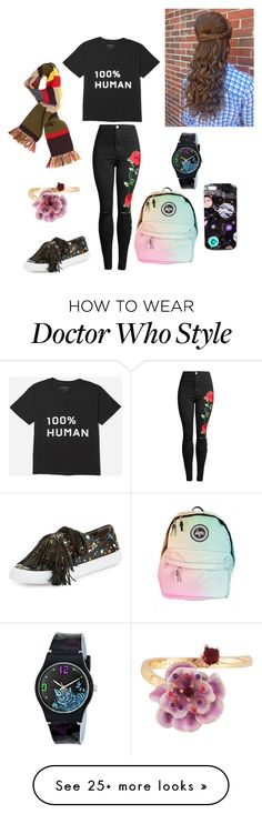 """Untitled #63"" by rosetylerx10doctor on Polyvore featuring Les Néréides, Loeffler Randall, Disney and Nikki Strange"
