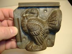 I believe I need to start collecting some antique chocolate molds, soon.