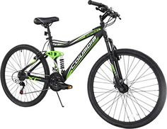 Columbia Everest Mens Dual Suspension 21speed Mountain Bike * Click on the image for additional details. This is an Amazon Affiliate links.