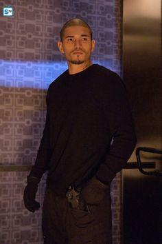 The Strain on FX   Season 2    Miguel Gomez as Augustin 'Gus' Elizalde