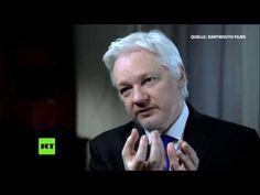 Julian Assange im Interview über die Rolle Clintons bei der Zerstörung L...