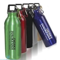 When On The Go G Crew Aluminum Water Bottle Puts A Refreshing Twist