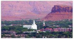 St. George Utah  I love this place