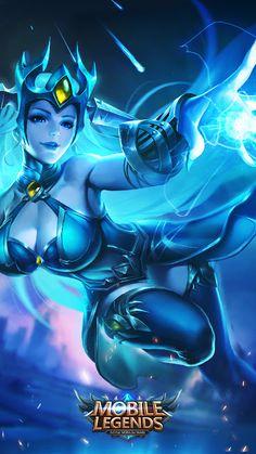 Eudora Model Renovation + New Skin - Lightning Sorceress - News - MobileLegends - Powered by Discuz!