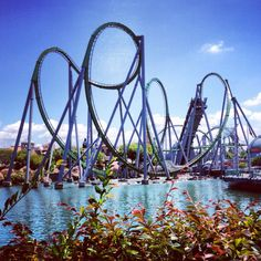the incredible hulk roller coaster at islands of adventure. I want to go!!!