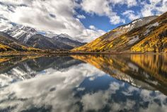Crystal Lake by Alan Rolfe on 500px