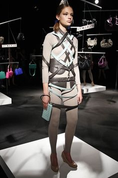 Celia Czerlinski's Summer 2012 bag and accessory collection
