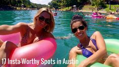 Your followers will like your cool pics of Austin so hard, their thumbs will hurt. Check out our compilation of the most photographed spots in town.