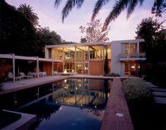 Staude House - Valley Oak Drive, Los Angeles 1960