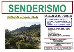 Ruta Senderista organizada por la EIMIA, Chillón-Valle de Alcudia-Almadén