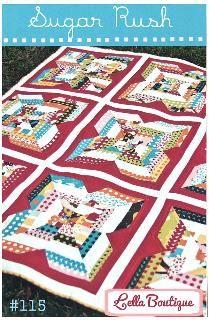 cute pattern by Lella Boutique @ModaFabrics