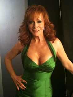 Reba McEntire 2010-04-18  45th Annual Academy Of Country Music Awards - Show