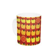 Seasons Autumn by Jane Smith 11 oz. Ceramic Coffee Mug