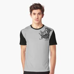 ' Friends forever tattoo style on grey' Graphic T-Shirt by susyrdesign Design Dragon, Forever Tattoo, T Shirt Flowers, Friends Forever, My T Shirt, Chiffon Tops, Classic T Shirts, Shirt Designs, Prints