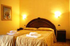 Hotel Giardino, a block from the Trevi Fountain, €150 max.
