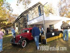 2011 Kentucky State BBQ Festival. Can't wait 'til this year's Festival 9/9-9/10