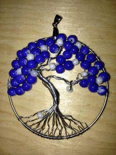 arbol de la vida  azulon
