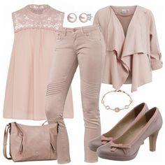 Frühlings-Outfits: sweet bei FrauenOutfits.de #fashion #fashionista #damenmode #frauenmode #mode #outfit #damenoutfit #frauenoutfit #inspiration #kleidung #anlass #bekleidung #casual #elegant