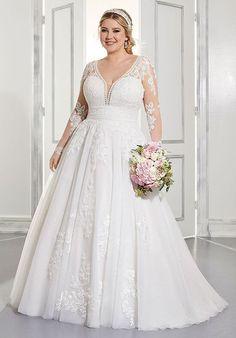 Cute Wedding Dress, Wedding Dresses Photos, Wedding Dress Sleeves, Long Sleeve Wedding, Bridal Wedding Dresses, Wedding Dress Styles, Dream Wedding Dresses, Designer Wedding Dresses, Bridal Style