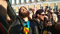 Thirty Seconds, 30 Seconds, Jared Leto, Mars, Russia, March