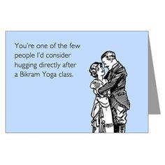 Bikram yoga truth!
