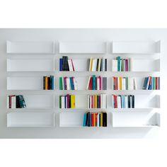 Paperback shelf A