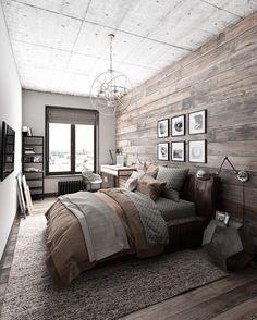 Who wants this bedroom?😃 📐2 EBPO by ILYA Derkach Located in Moscow, Russia📍🇷🇺 © ILYA Derkach  #restlessarch